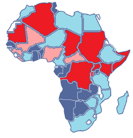 Africa Risk Map